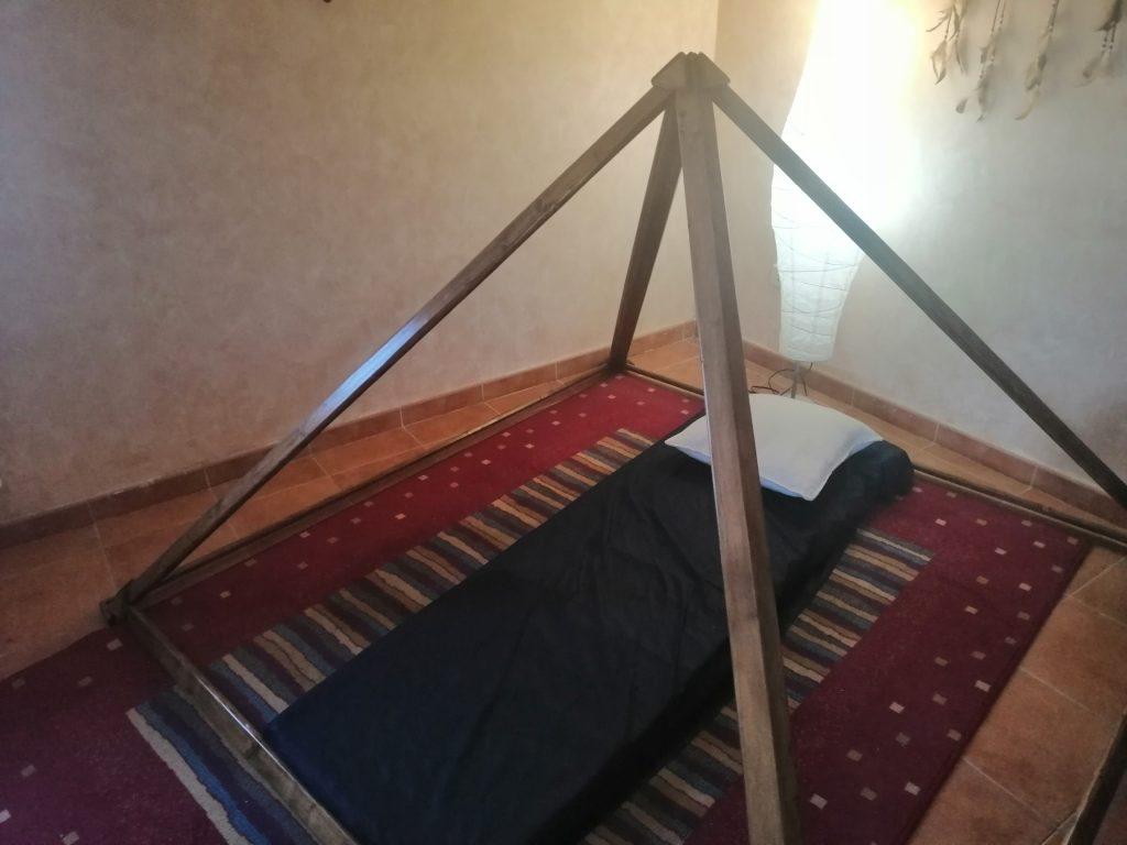 Pirámide de meditacion