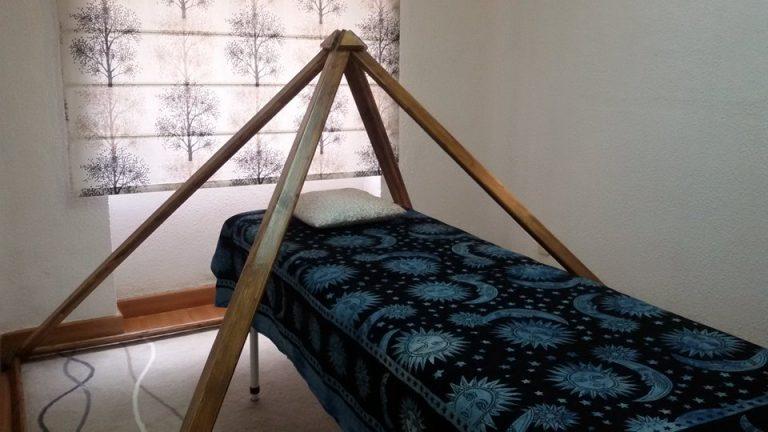 Masaje Metamorfico en piramide